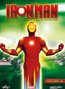 Iron man - la série animée : vol. 2