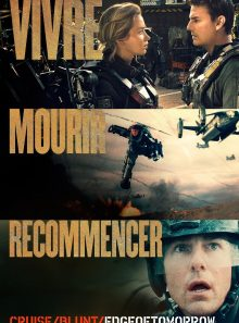 Vivre mourir recommencer : edge of tomorrow: vod hd - achat