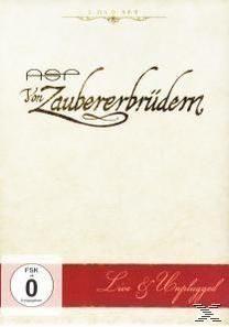 Asp - von zaubererbrüdern: live und unplugged (2 discs)