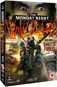 Wwe: monday night war vol.1 - shots fired [dvd]