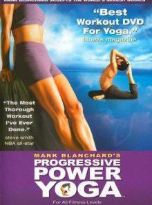 Progressive power yoga
