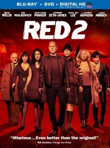 Red 2 [blu ray]