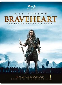 Braveheart - édition collector - blu-ray