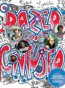 Dazed and confused (the criterion collection) [blu ray]