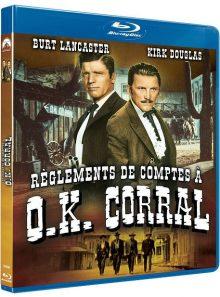 Règlement de comptes à o.k. corral - blu-ray