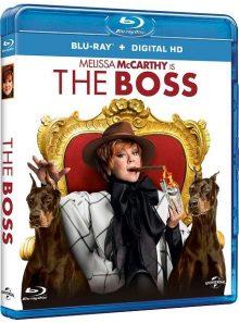 The boss - blu-ray + copie digitale