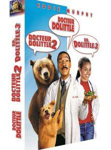 Docteur dolittle : la trilogie - pack