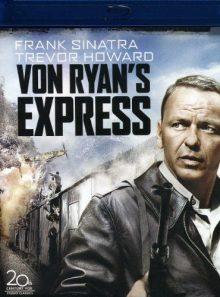Von ryan s express [blu ray]