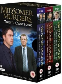 Midsomer murders - troy's casebook [import anglais] (import) (coffret de 19 dvd)