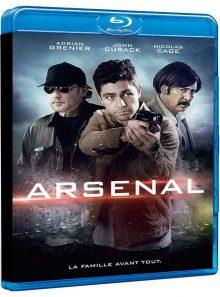 Arsenal - blu-ray