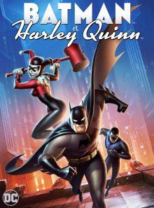 Batman & harley quinn: vod hd - achat