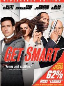 Get smart (single-disc widescreen edition)
