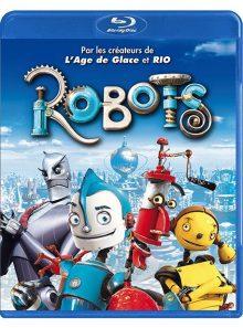 Robots - blu-ray