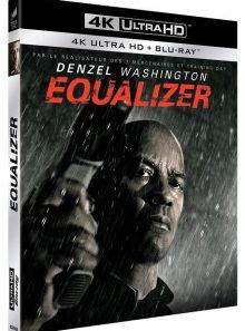 Equalizer - 4k ultra hd + blu-ray