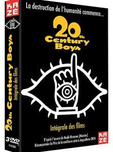 20th century boys - intégrale des films