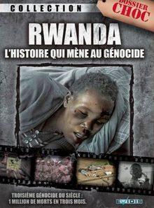 Rwanda - l'histoire qui mène au génocide