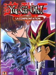 Yu-gi-oh! - saison 1 - vol. 08 - la confrontation