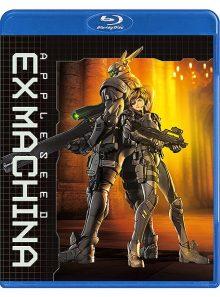 Appleseed: ex machina - blu-ray