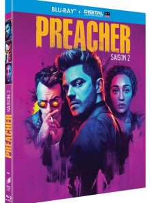 Preacher - saison 2 - blu-ray + digital ultraviolet