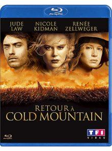 Retour à cold mountain - blu-ray