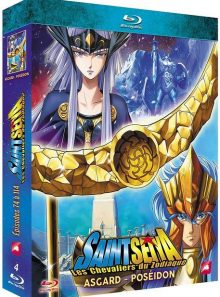 Saint seiya - les chevaliers du zodiaque : asgard/poséidon - épisodes 74 à 114 - blu-ray