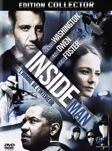 Inside man - édition collector