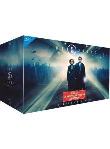The x-files - l'intégrale des 10 saisons - édition limitée - blu-ray