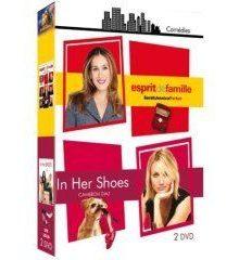 In her shoes / esprit de famille coffret 2 dvd