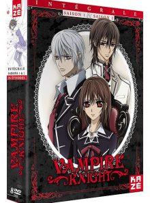 Vampire knight - the complete tv series : saisons 1 & 2