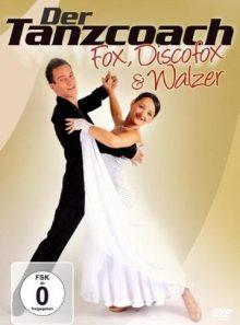 Der tanzcoach-fox, discofox & walzer (coffret de 2 dvd)