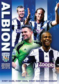 West bromwich albion: season review 2013/2014