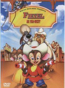 Fievel au far west - single 1 dvd - 1 film