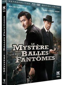 Le mystère des balles fantômes - combo blu-ray + dvd - édition limitée