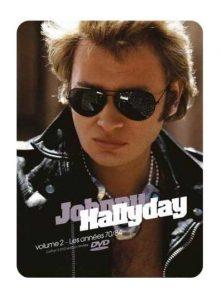 Johnny hallyday - volume 2 - les années 70/84 - édition limitée