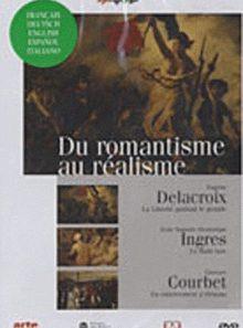 Du romantisme au réalisme - dvd vidéo