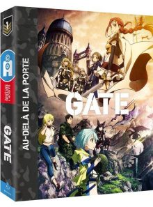 Gate - saison 1 - édition collector - blu-ray