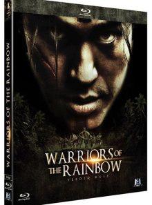 Warriors of the rainbow - blu-ray