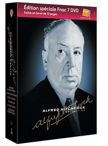 Coffret alfred hitchcock 7 dvd - edition spéciale fnac