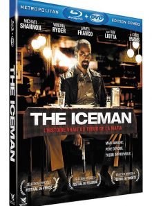 The iceman - combo blu-ray + dvd
