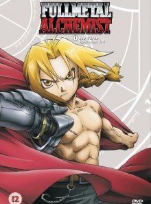 Fullmetal alchemist 1 - the curse