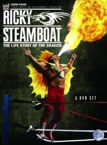 Ricky steamboat: the life stor [import anglais] (import) (coffret de 3 dvd)