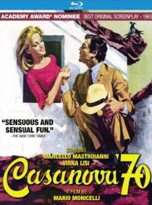Casanova 70 [blu ray]