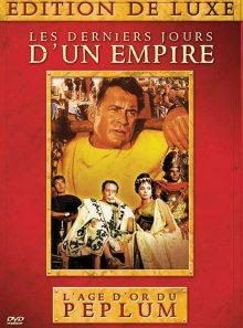 Les derniers jours d'un empire - edition deluxe