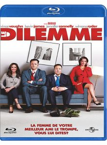Le dilemme - blu-ray