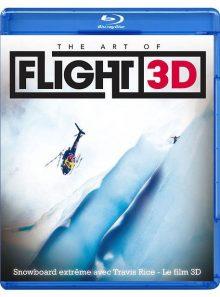 The art of flight 3d - blu-ray 3d