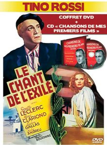 Le chant de l'exilé - dvd + cd