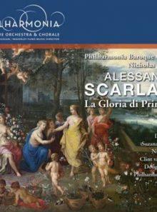 Scarlatti la gloria di primavera