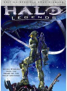 Halo legends - édition spéciale