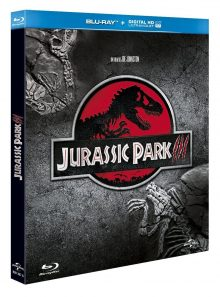 Jurassic park 3 - blu ray edition 2015