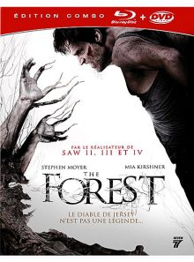 The forest - combo blu-ray + dvd
